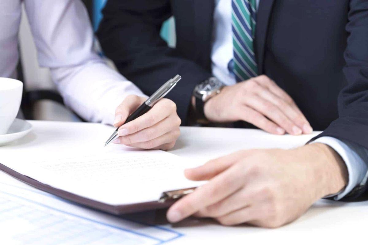 Aceptación de un préstamo para herencia
