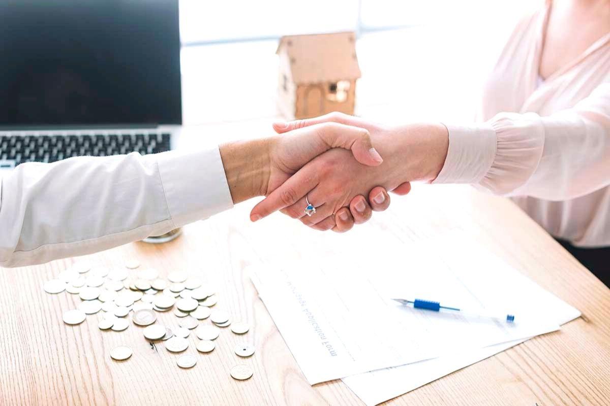Cerrando la solicitud de un préstamo rápido